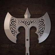 ScottishBattleAxe